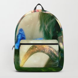 Fantasy elf Backpack