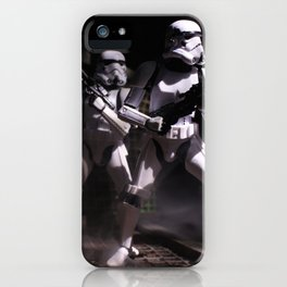 Boarding Party iPhone Case