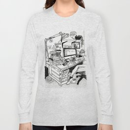 La jungla de V Long Sleeve T-shirt