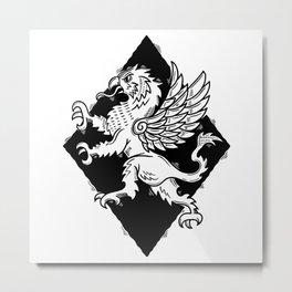 gryphon armory Metal Print