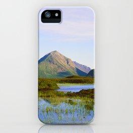 The Isle of Skye iPhone Case