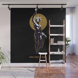 Helios / Sol Wall Mural