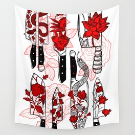 Final Cut Wall Tapestry