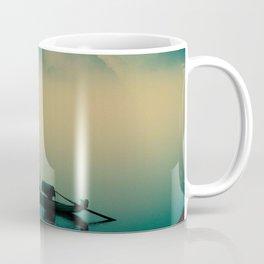 Junk ship Chinese Boat Coffee Mug