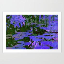 In Still Waters Art Print
