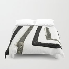 Abstract 65 Duvet Cover