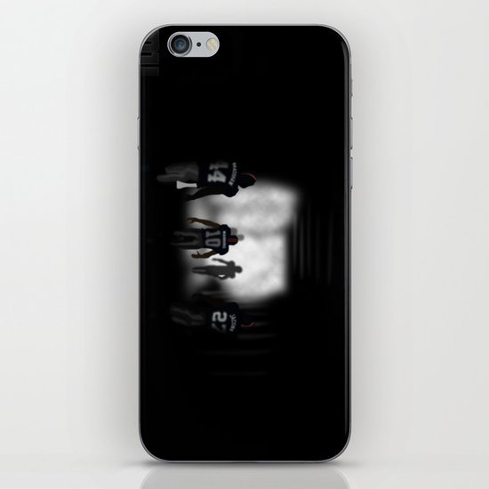 NY Giants Super Bowl XLVI iPhone & iPod Skin