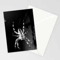 Spider in Amsterdam Stationery Cards