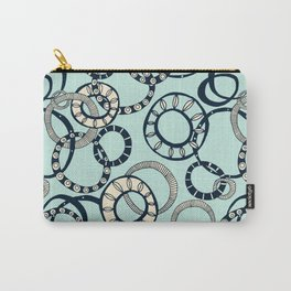 Honolulu hoopla pale blue Carry-All Pouch