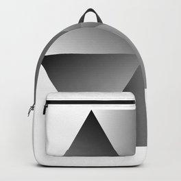 Metal Hexagon Backpack