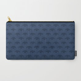 I see Blue Carry-All Pouch