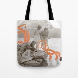 Doris' Daughters and the Kraken Tote Bag