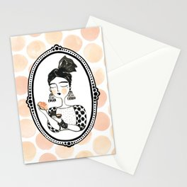 Powder Stationery Cards