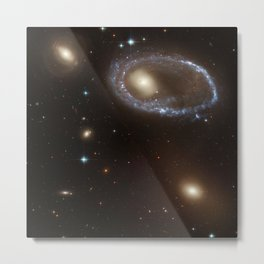 Ring Galaxy AM 0644-741 Metal Print