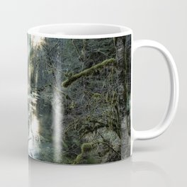 McKenzie River Tributary Coffee Mug