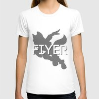 starfox T-shirts featuring FIYER by Kieran Bird