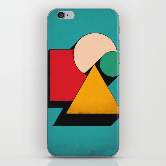 Shapeville iPhone & iPod Skin