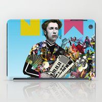 rave iPad Cases featuring RAVE by DIVIDUS