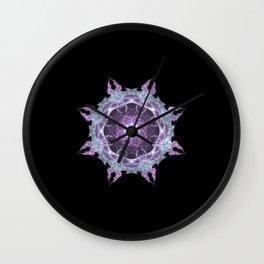 Fractal Mandala 2 Wall Clock