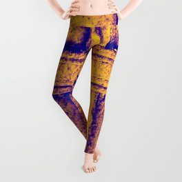IN THE NAME OF THE FATHER - GOLD Leggings