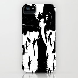 Rusalka:  Demon Witch of the Vasyugan Swamp iPhone Case