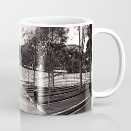 Umbrella Park Coffee Mug
