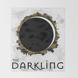 The Darkling - Grisha Throw Blanket