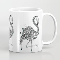 Poetic Flamingo Mug