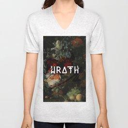 Wrath Unisex V-Neck