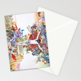 The Axis Mundi  Stationery Cards