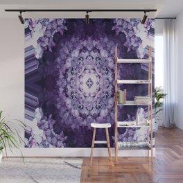 Encased in Purple.... Wall Mural