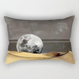 MOON DESERT Rectangular Pillow
