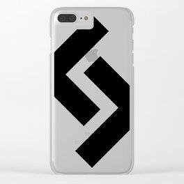 Jera Rune Clear iPhone Case