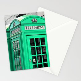 Reed Booths Turned Seafoam Stationery Cards