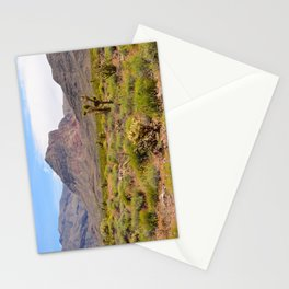 Painted Desert - III Stationery Cards