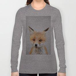 Baby Fox - Colorful Langarmshirt