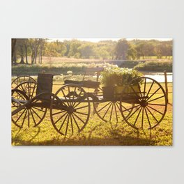 Over the Rainbow Canvas Print
