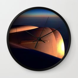 Intrastellar Wall Clock