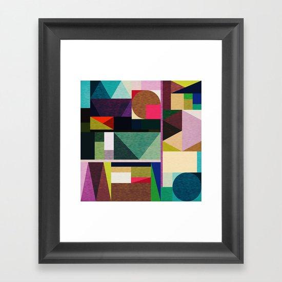 Kaku Framed Art Print