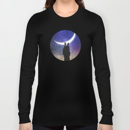 A Sonata at Nightfall Long Sleeve T-shirt