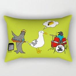 Tuskadero Slim from Flock of Gerrys Rectangular Pillow