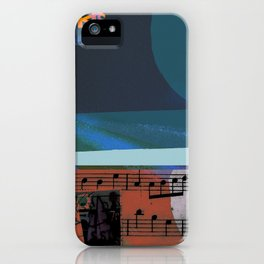 Under Moonlight iPhone Case