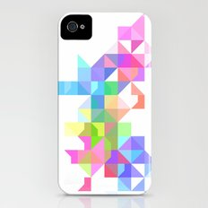 Color Love iPhone (4, 4s) Slim Case