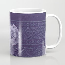 Flower - Argyle Coffee Mug