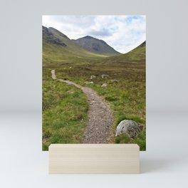 Path of Scots Mini Art Print