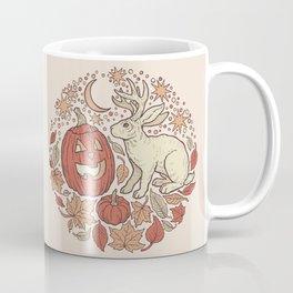 Halloween Friends | Autumn Palette Coffee Mug