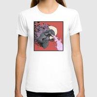 2001 T-shirts featuring Godzilla 2001 by Leonardo LAGONZA Gonzalez