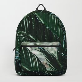 Green Foliage 3 Backpack