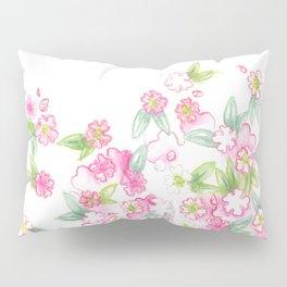 Martha's Flowers Pillow Sham