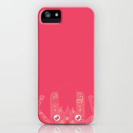 Half. iPhone Case